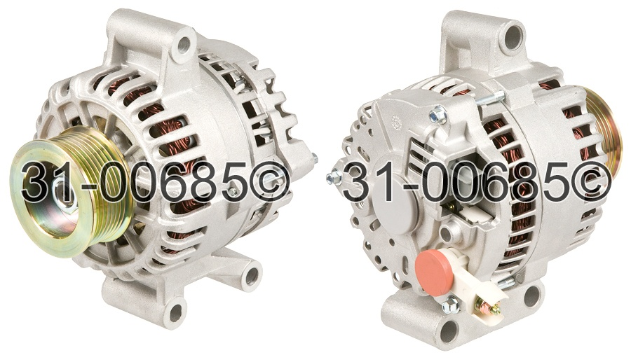 Ford Excursion                      AlternatorAlternator