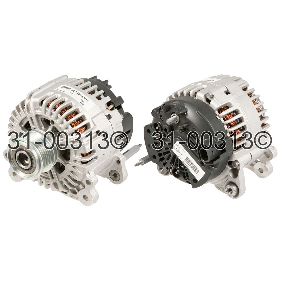VW Eos                            AlternatorAlternator