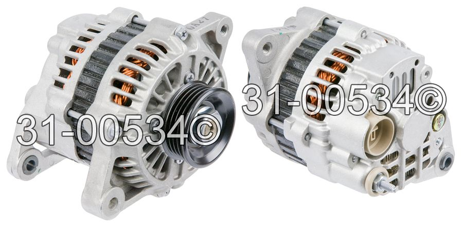Chevrolet Tracker                        AlternatorAlternator