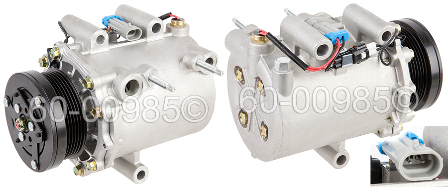 Buick Rendezvous                     A/C CompressorA/C Compressor