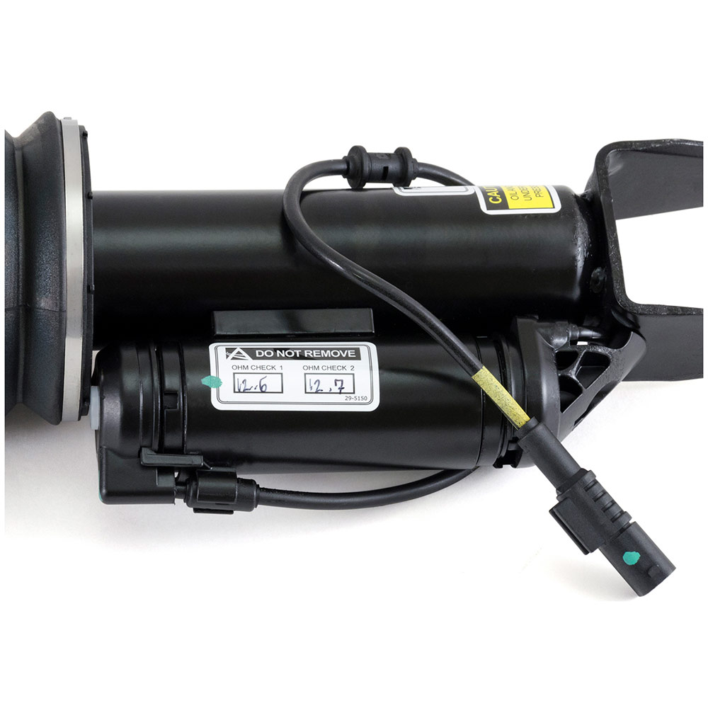 2016 Mercedes Benz Cls Class Suspension: Remanufactured Front Right Air Suspension Shock Strut Fits