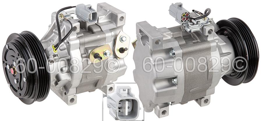 Toyota Echo                           A/C CompressorA/C Compressor