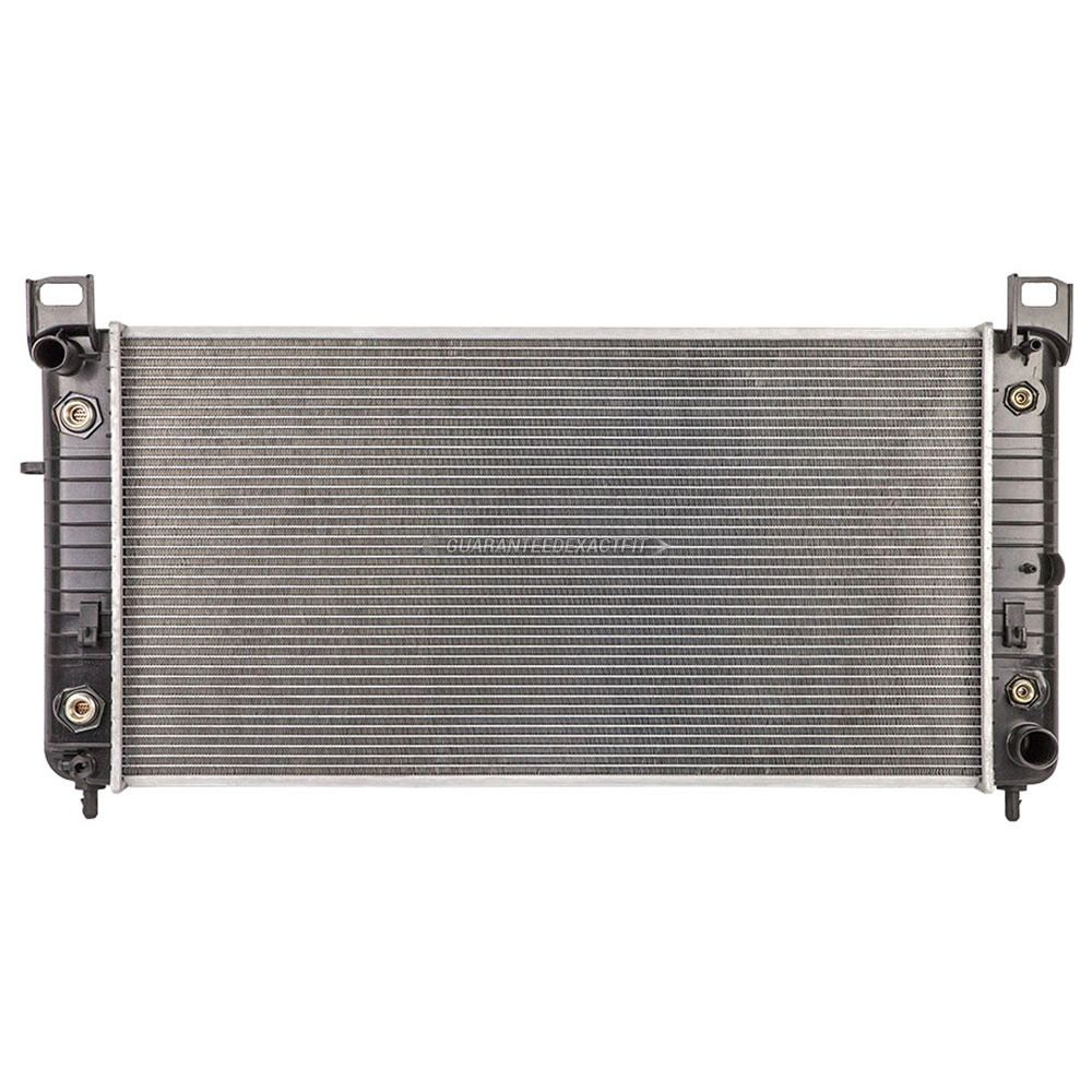 GMC Pick-up Truck                  RadiatorRadiator