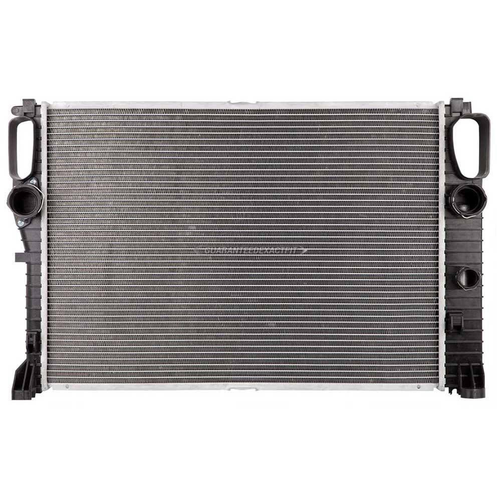 Mercedes_Benz CLS55 AMG                      RadiatorRadiator