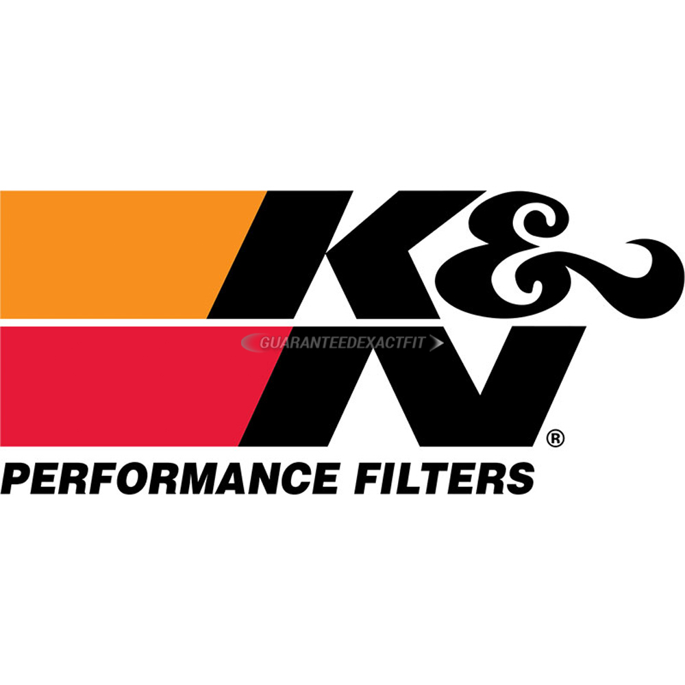 K/&N 63-1134 Performance Intake Kit