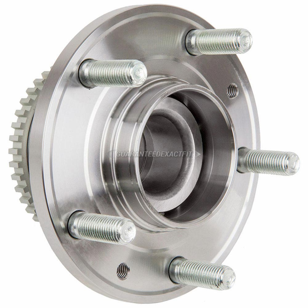 Mazda 6                              Wheel Hub AssemblyWheel Hub Assembly