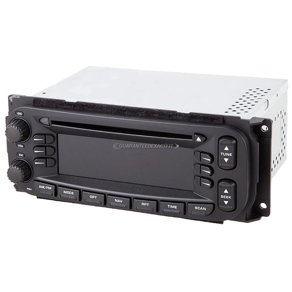 Jeep Liberty                        Navigation UnitNavigation Unit