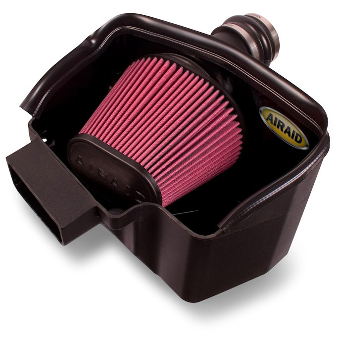 Lincoln MKS                            Air Intake Performance Kit