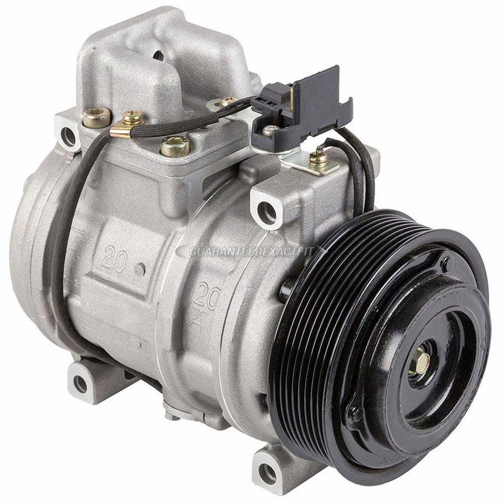 Mercedes_Benz 600SEL                         A/C CompressorA/C Compressor
