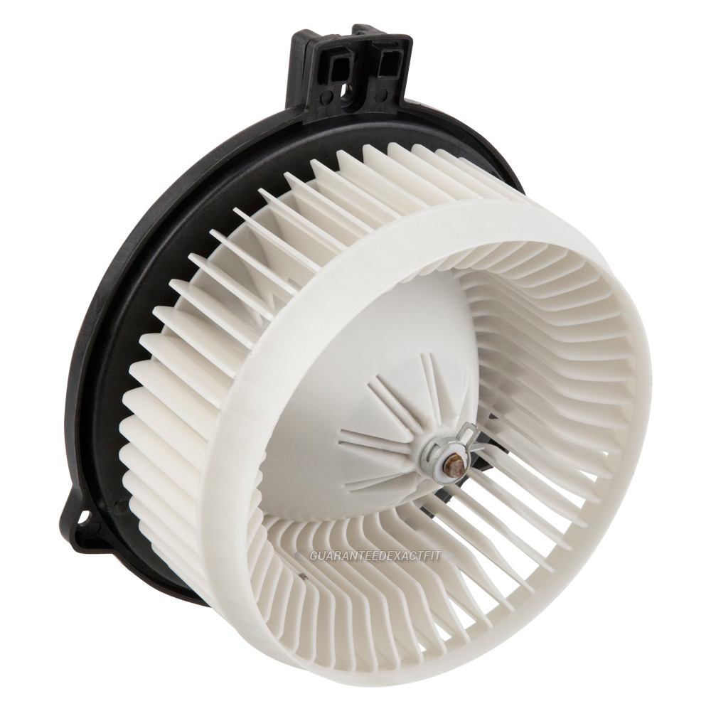 Toyota highlander blower motor from discount ac parts for How much does a blower motor cost