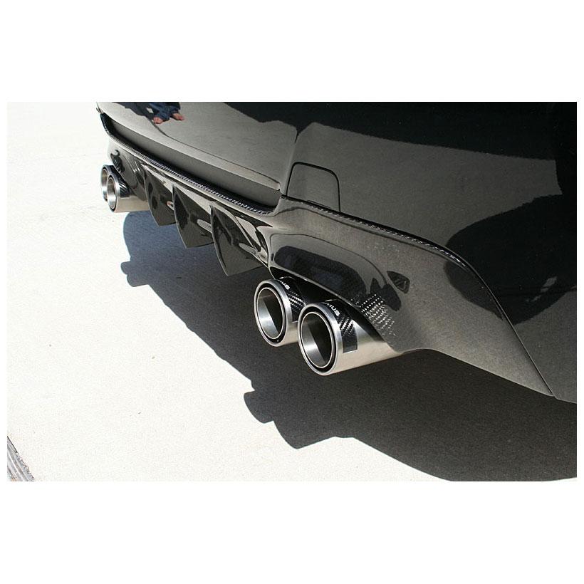 BMW 335i                           Performance MufflerPerformance Muffler