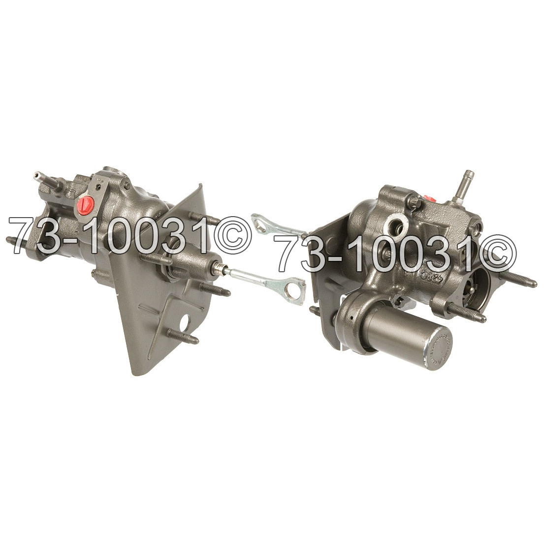 Chevrolet Avalanche                      Brake BoosterBrake Booster