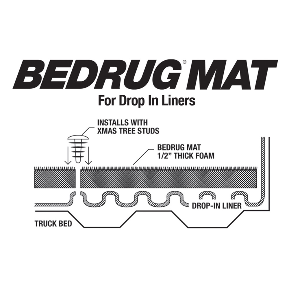 Mitsubishi Raider                         Bed Liner