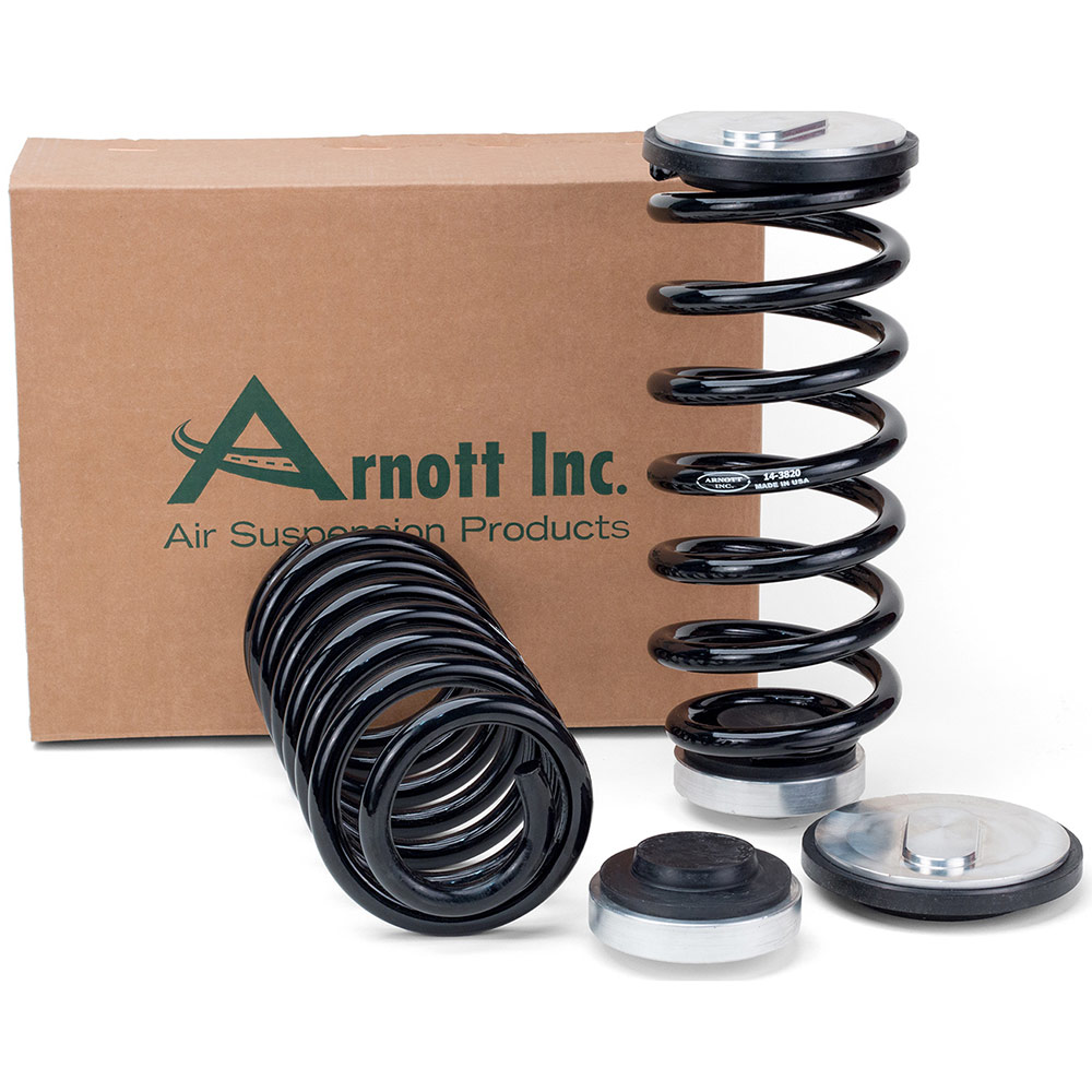 lincoln continental rear air suspension to coil spring conversion kit 1997 2002 ebay. Black Bedroom Furniture Sets. Home Design Ideas
