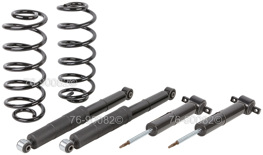 Chevrolet Tahoe                          Coil Spring Conversion KitCoil Spring Conversion Kit