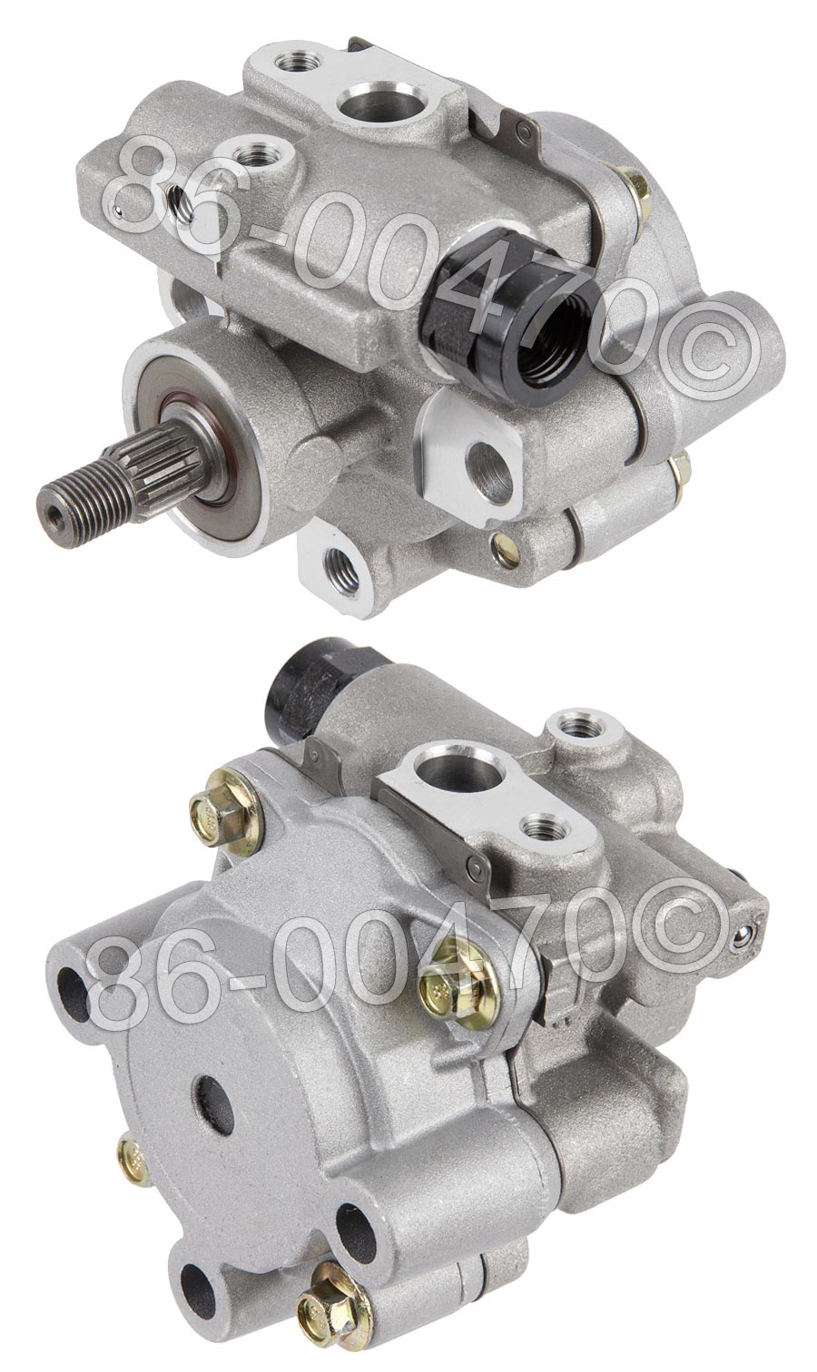 Lexus GS300 Steering Pump