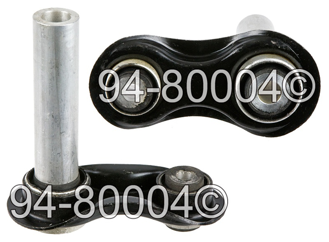 BMW 645Ci Trailing Arm Bushing