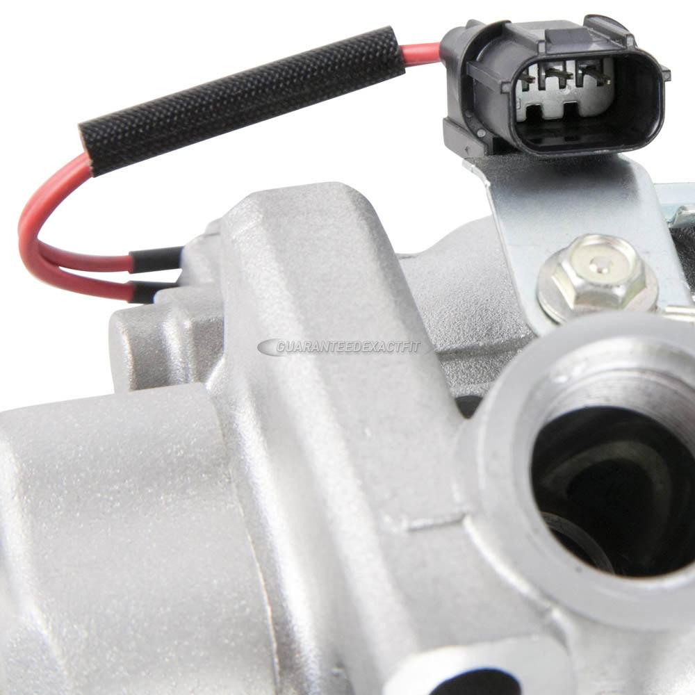 2008 Acura RDX A/C Compressor All Models 61-02236 NC