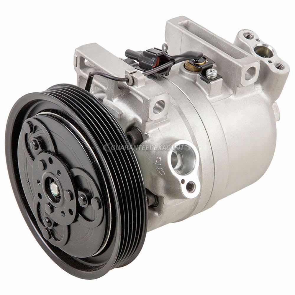 Nissan Frontier                       A/C CompressorA/C Compressor