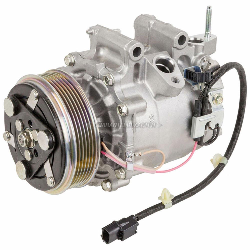 Honda Civic                          A/C CompressorA/C Compressor