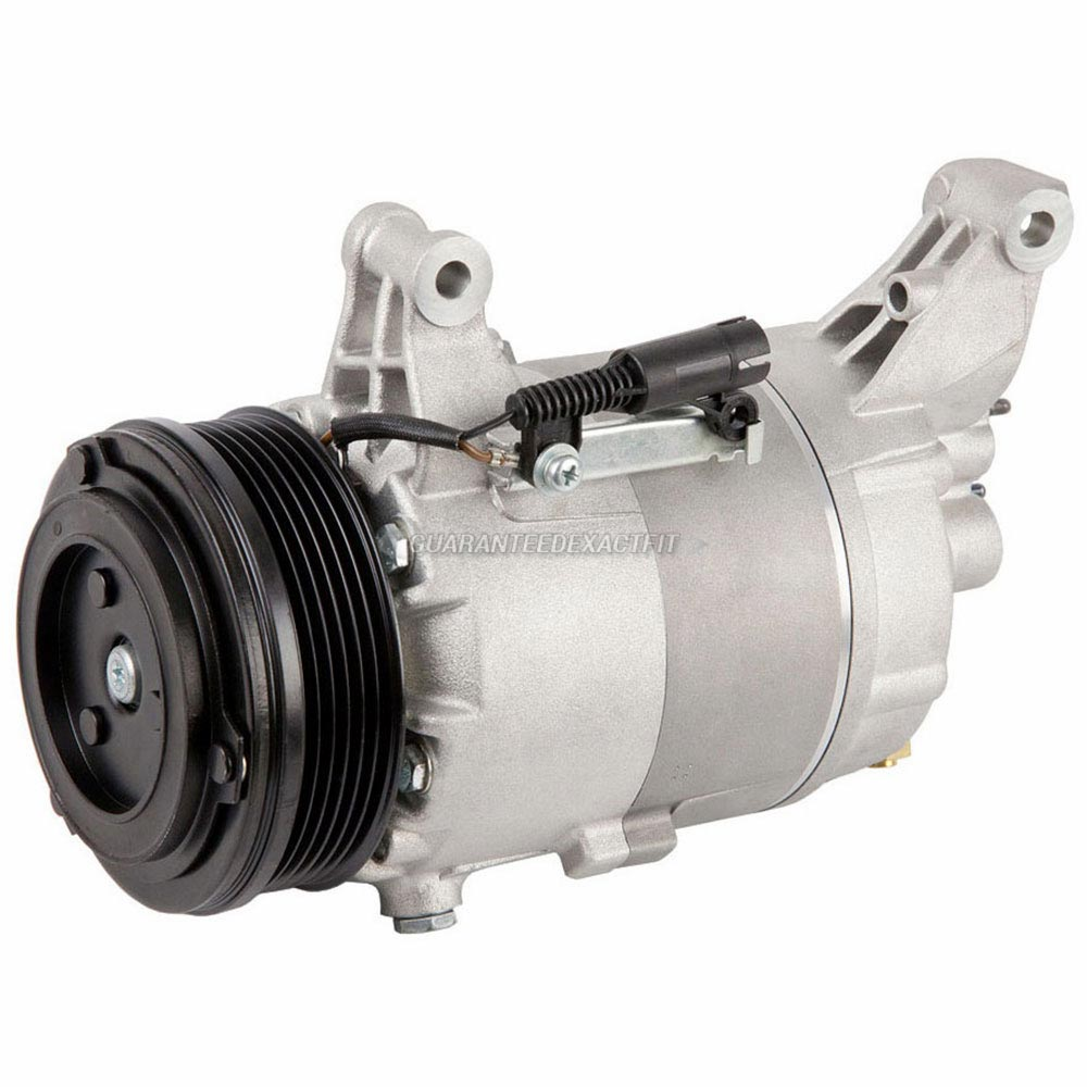 Mini Cooper A/C Compressor