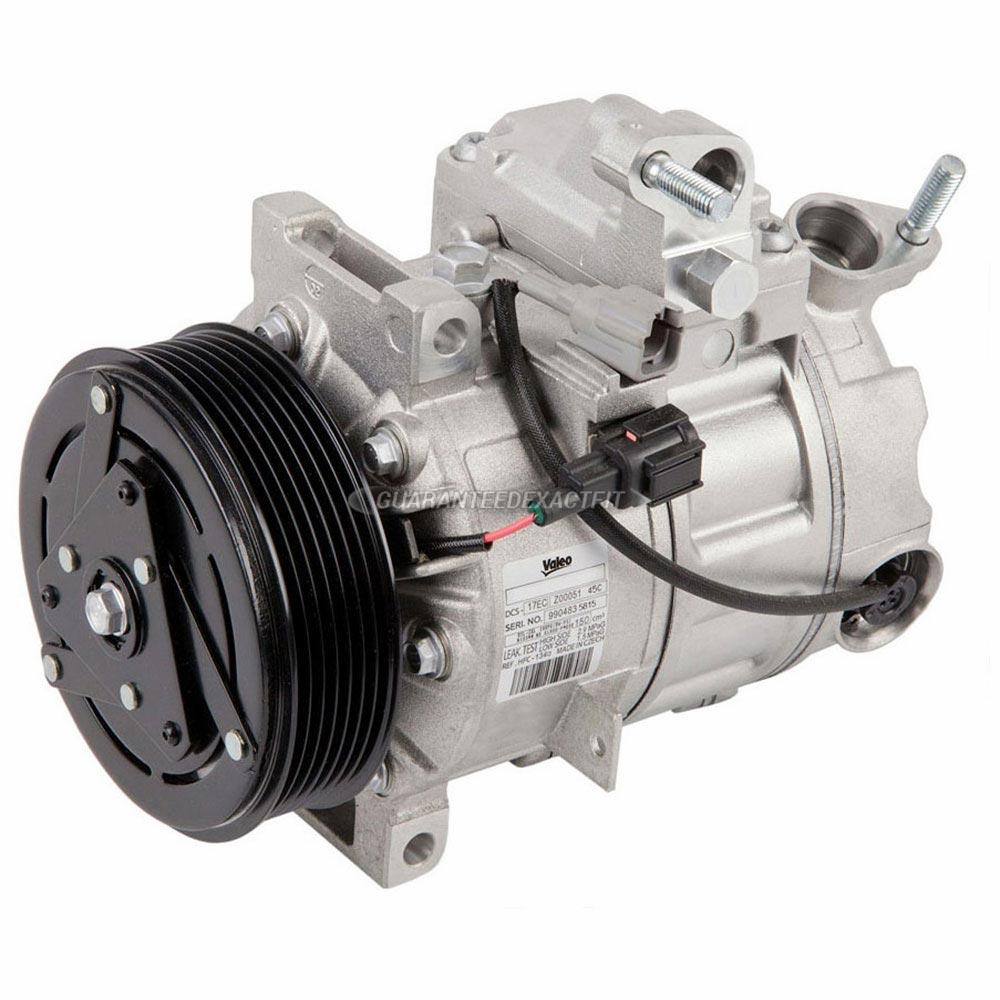 Infiniti M35                            A/C CompressorA/C Compressor