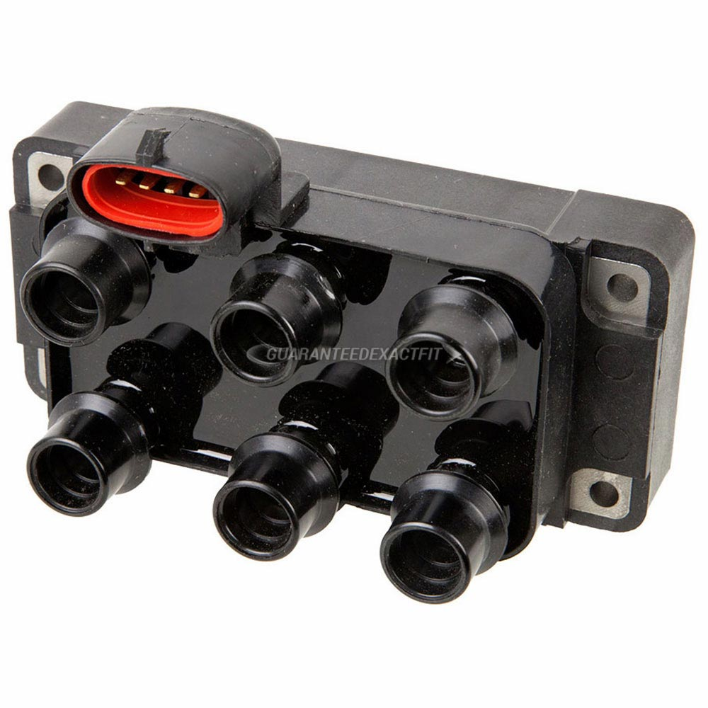 Mazda B-Series Truck                 Ignition CoilIgnition Coil