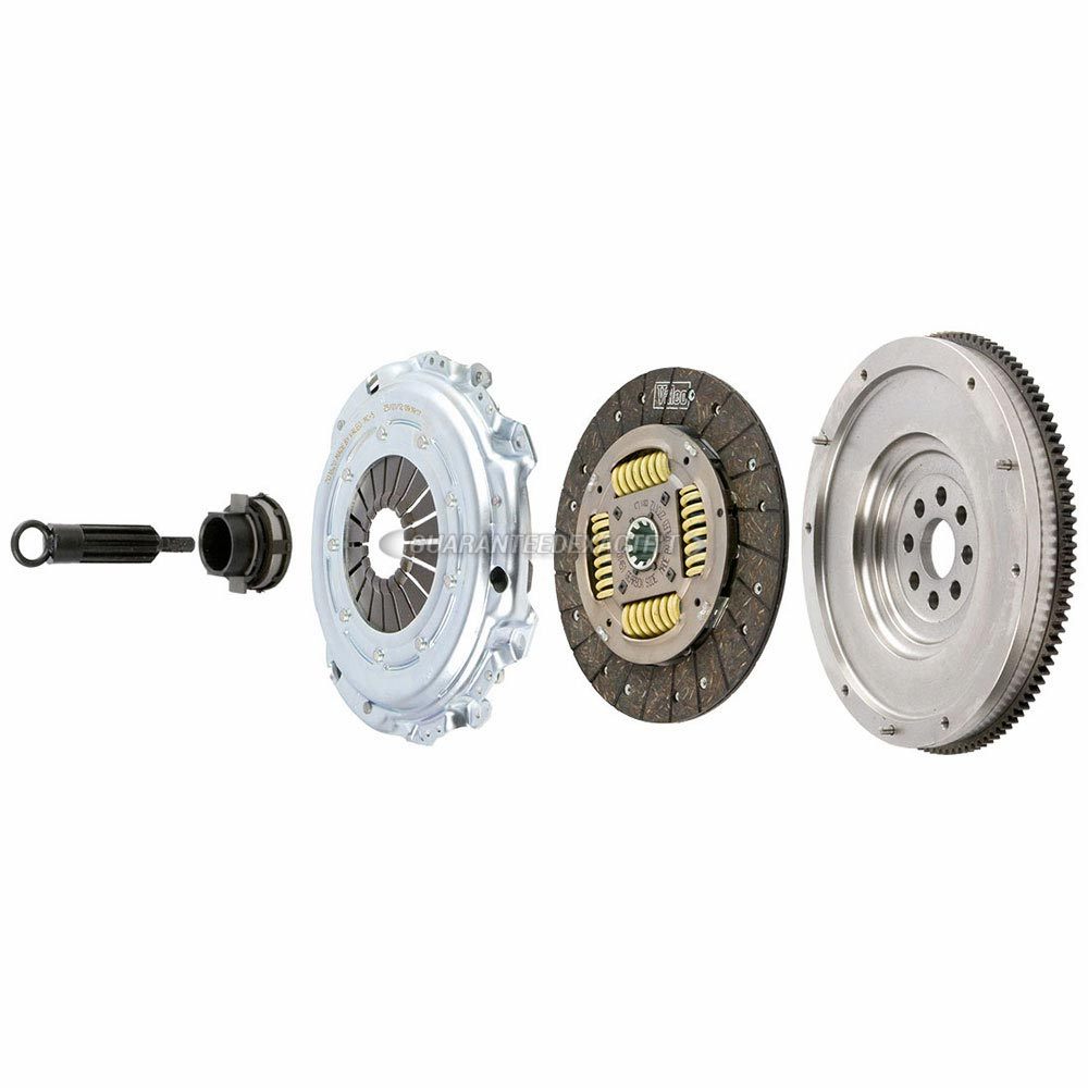 BMW 318ti                          Dual Mass Flywheel Conversion KitDual Mass Flywheel Conversion Kit