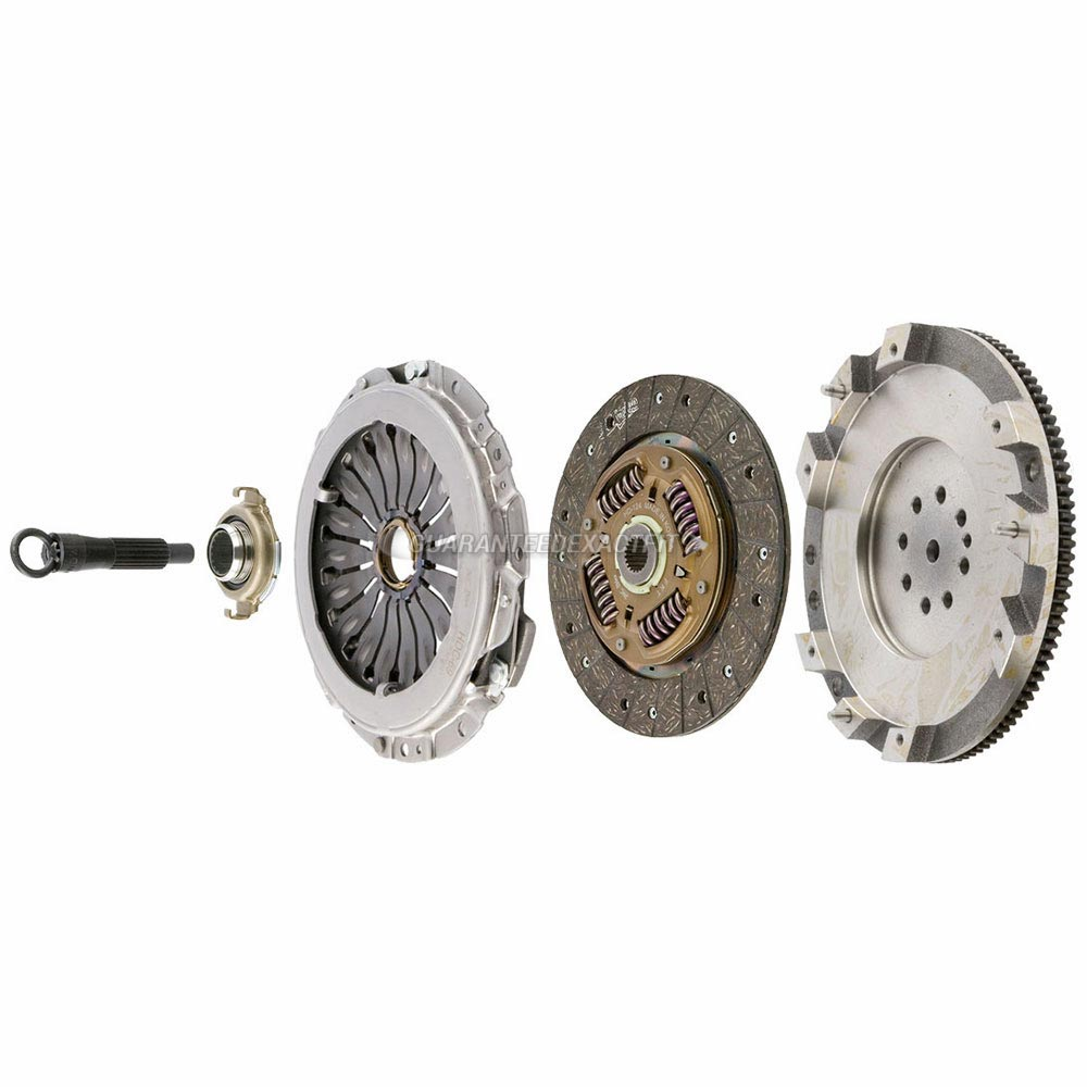 Kia Optima                         Dual Mass Flywheel Conversion KitDual Mass Flywheel Conversion Kit