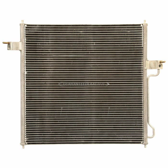 Mercury Mountaineer A/C Condenser