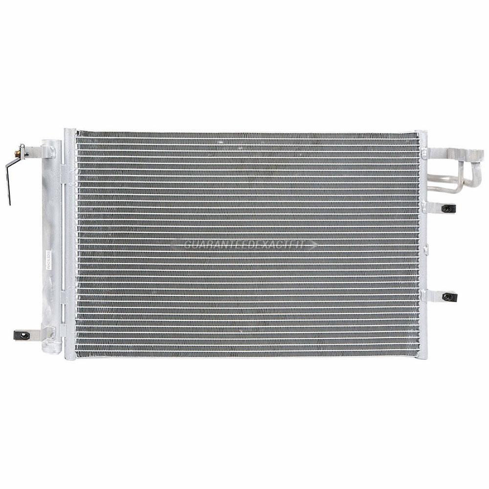 Kia Spectra A/C Condenser