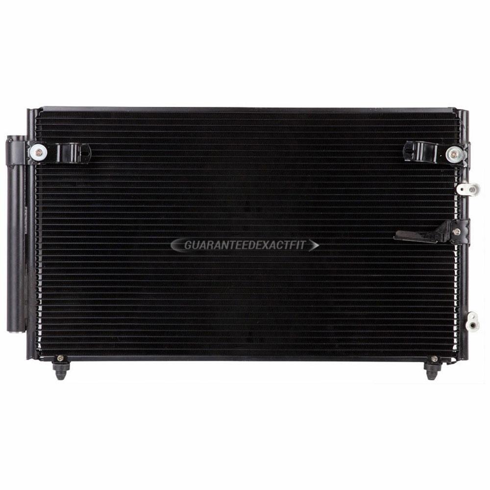 Lexus SC400                          A/C CondenserA/C Condenser