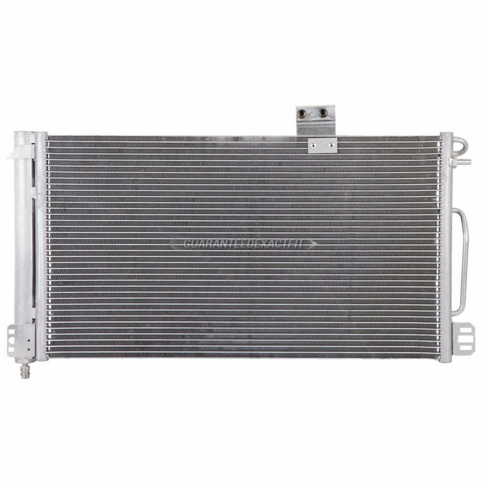 Mercedes_Benz C240                           A/C CondenserA/C Condenser