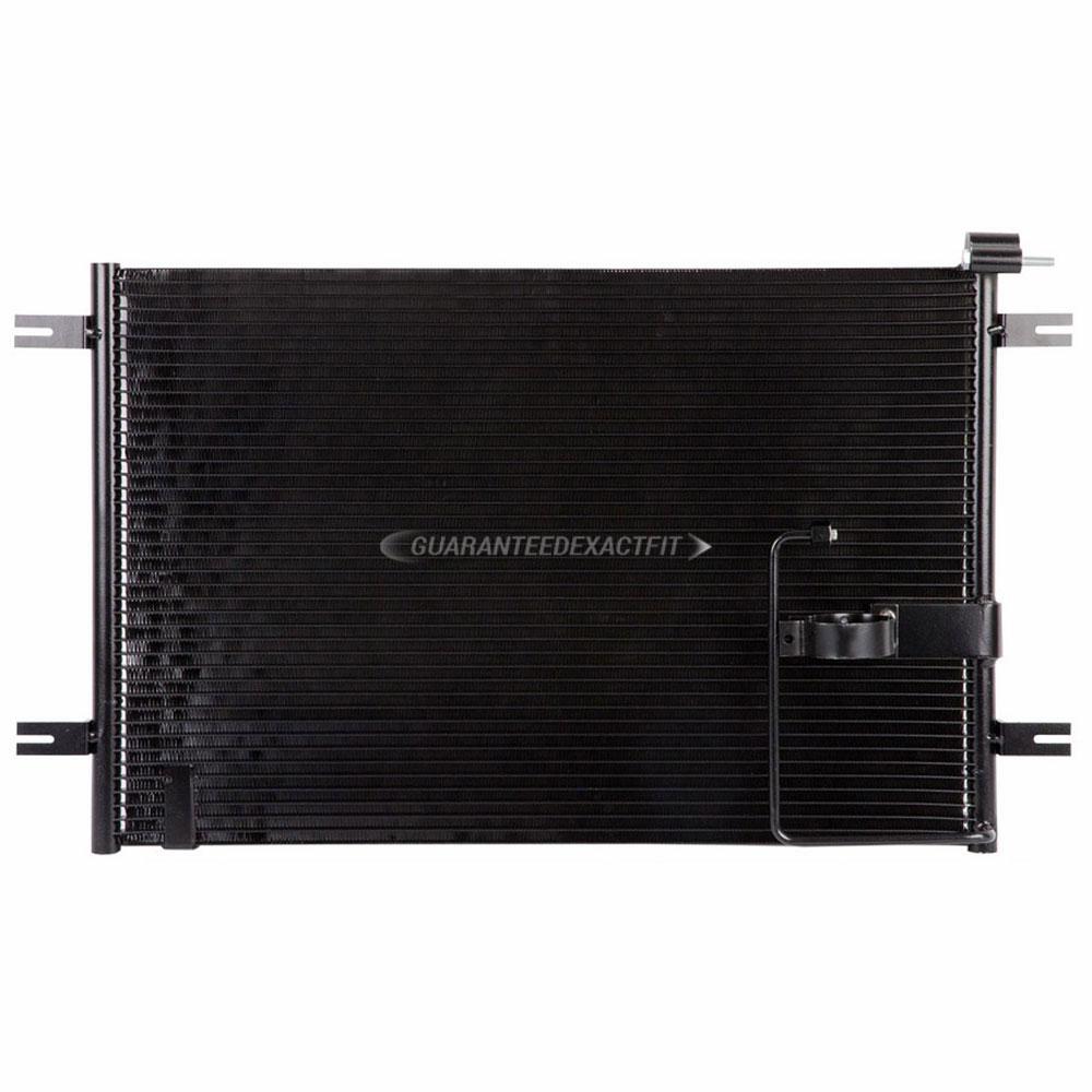 Pontiac GTO A/C Condenser