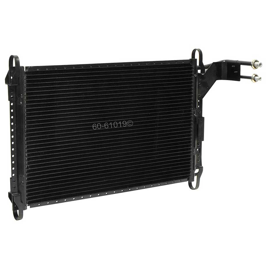 Lincoln Mark Series A/C Condenser