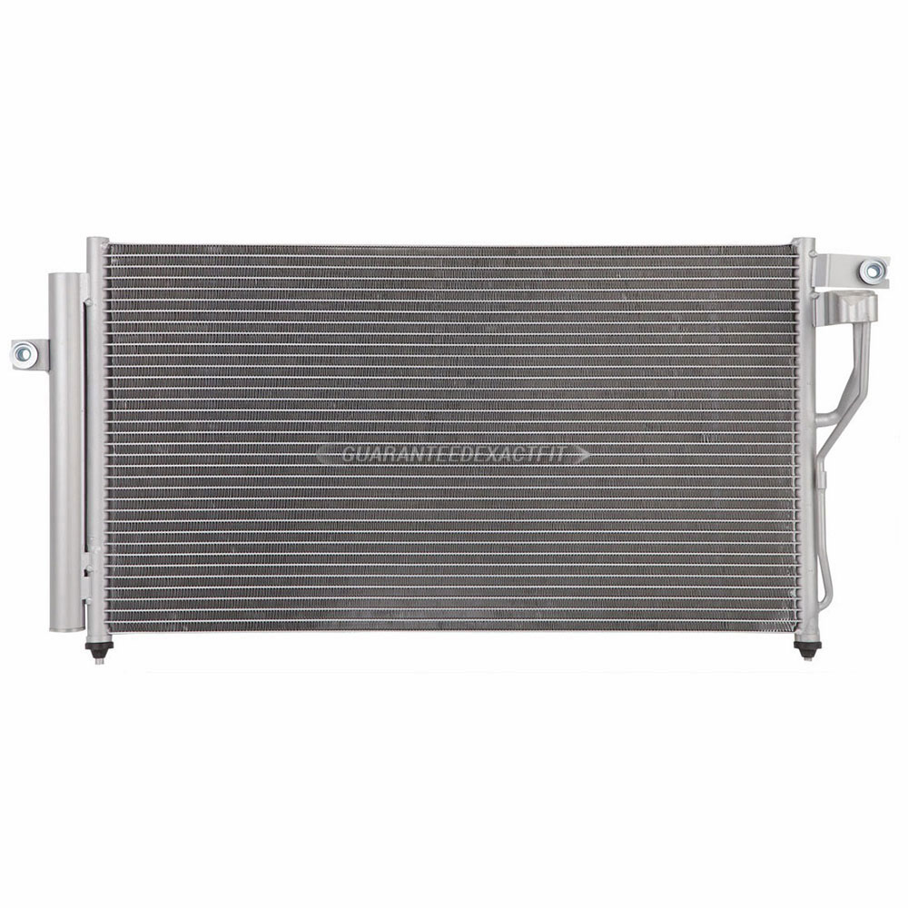 Hyundai Accent                         A/C CondenserA/C Condenser