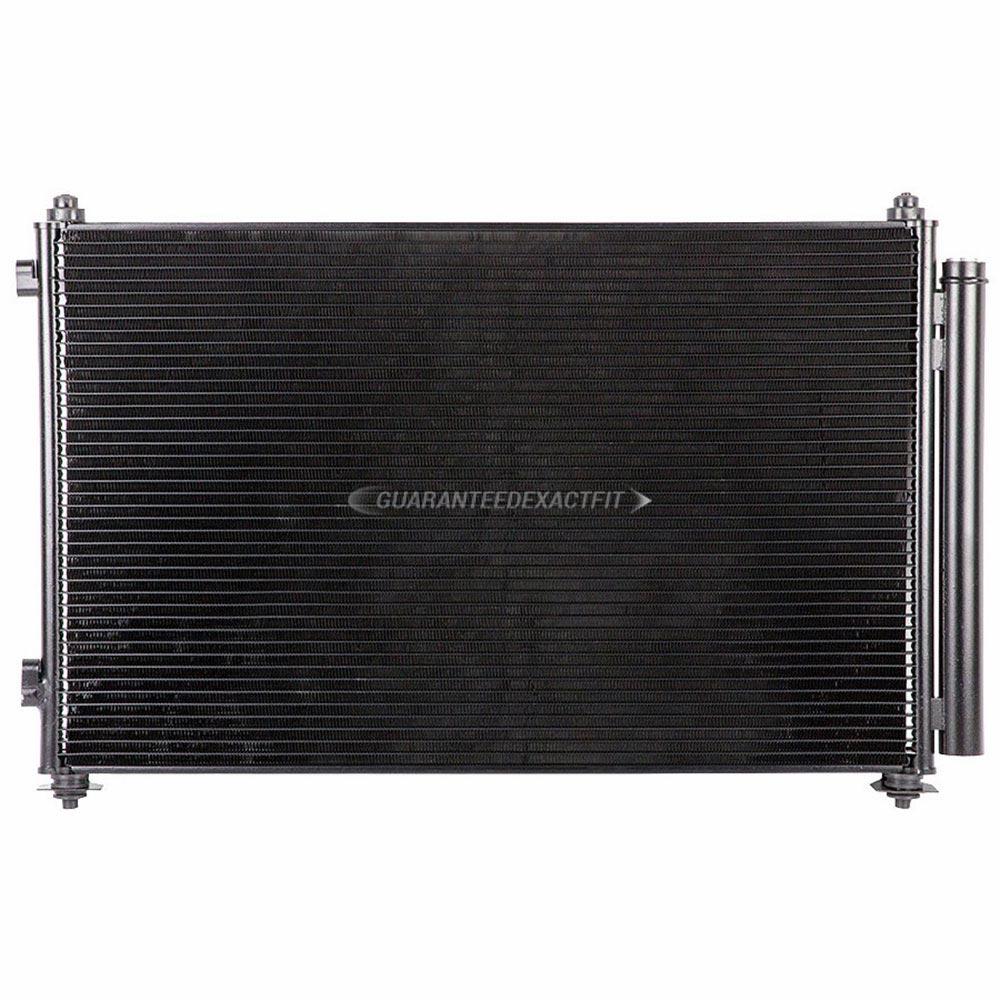 Mazda CX-9 A/C Condenser
