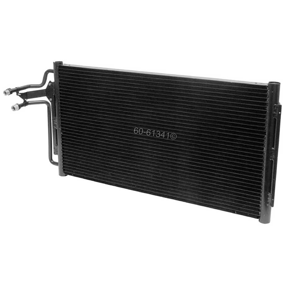 GMC S15 A/C Condenser