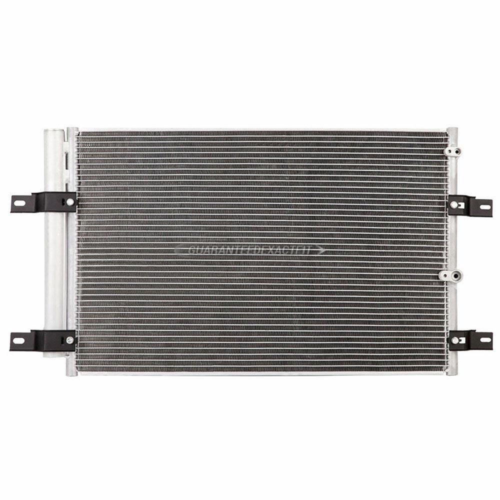 Lincoln MKX A/C Condenser