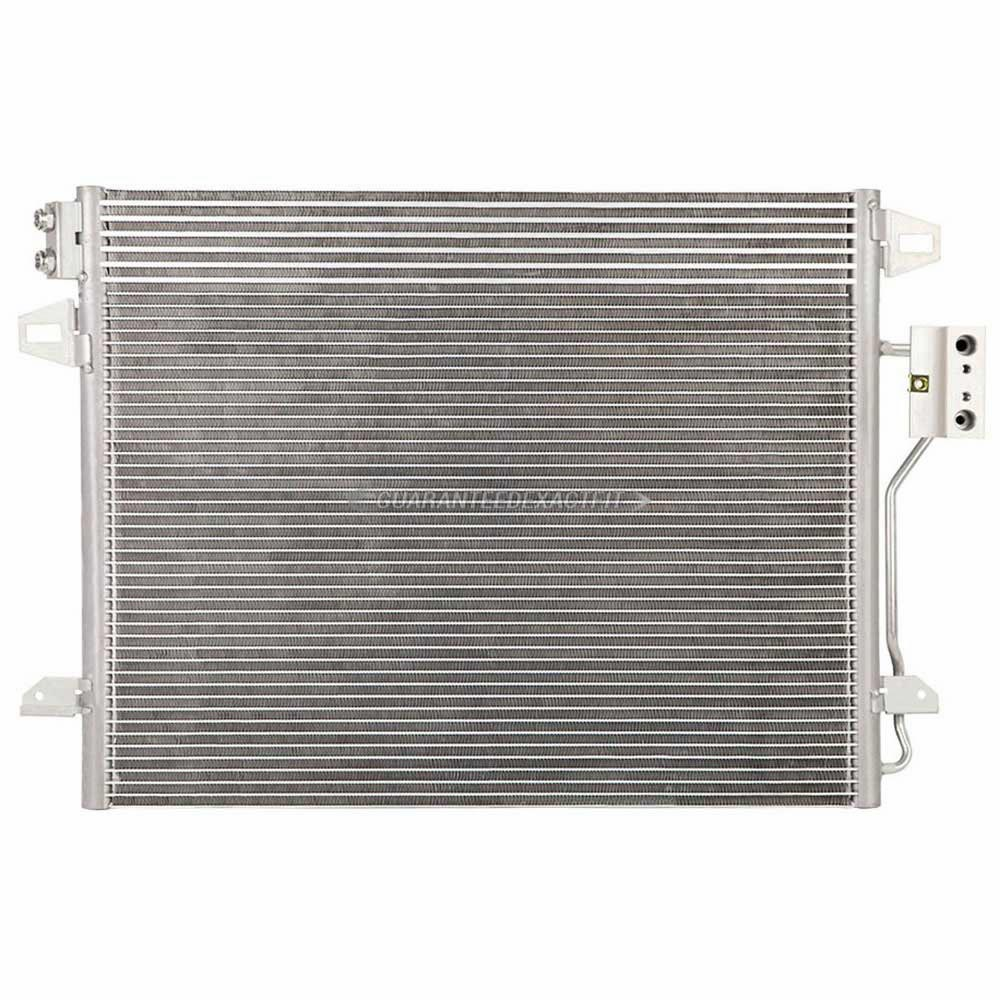 Chrysler Town and Country               A/C CondenserA/C Condenser