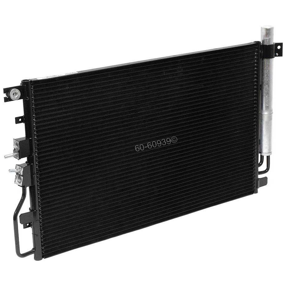 GMC Terrain A/C Condenser