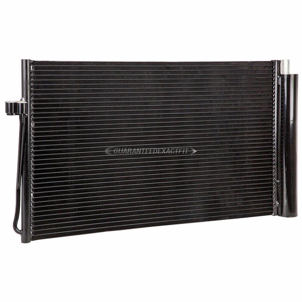 BMW 535                            A/C CondenserA/C Condenser