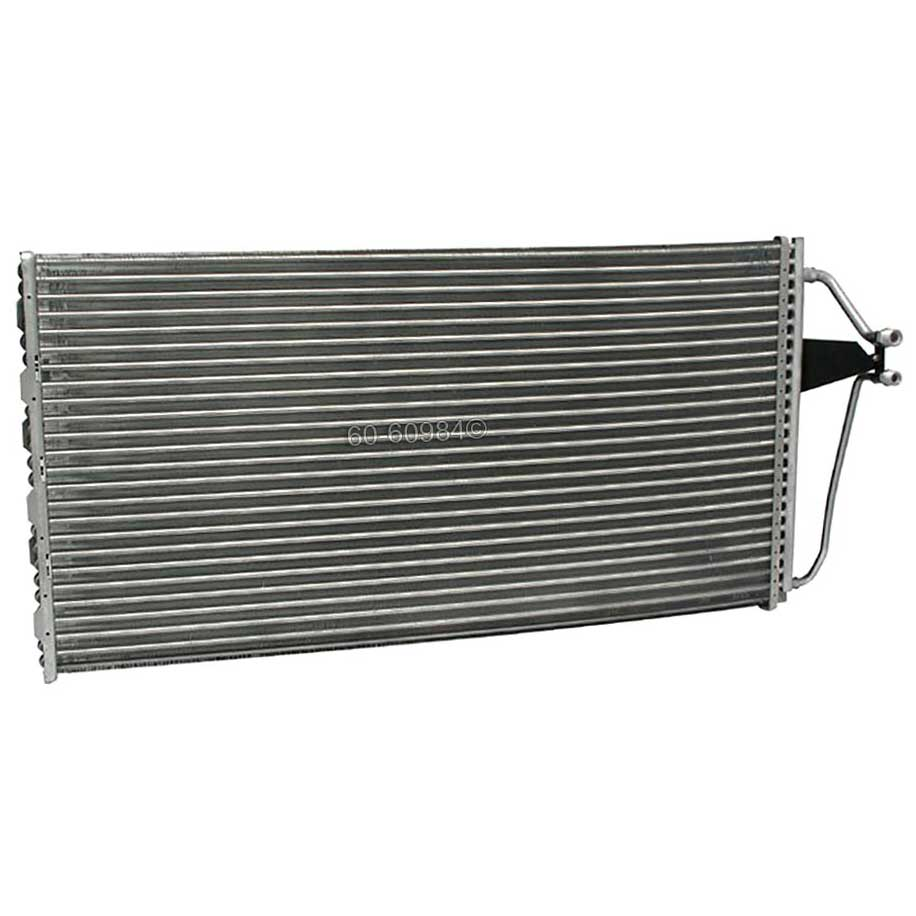Cadillac Commercial Chassis A/C Condenser