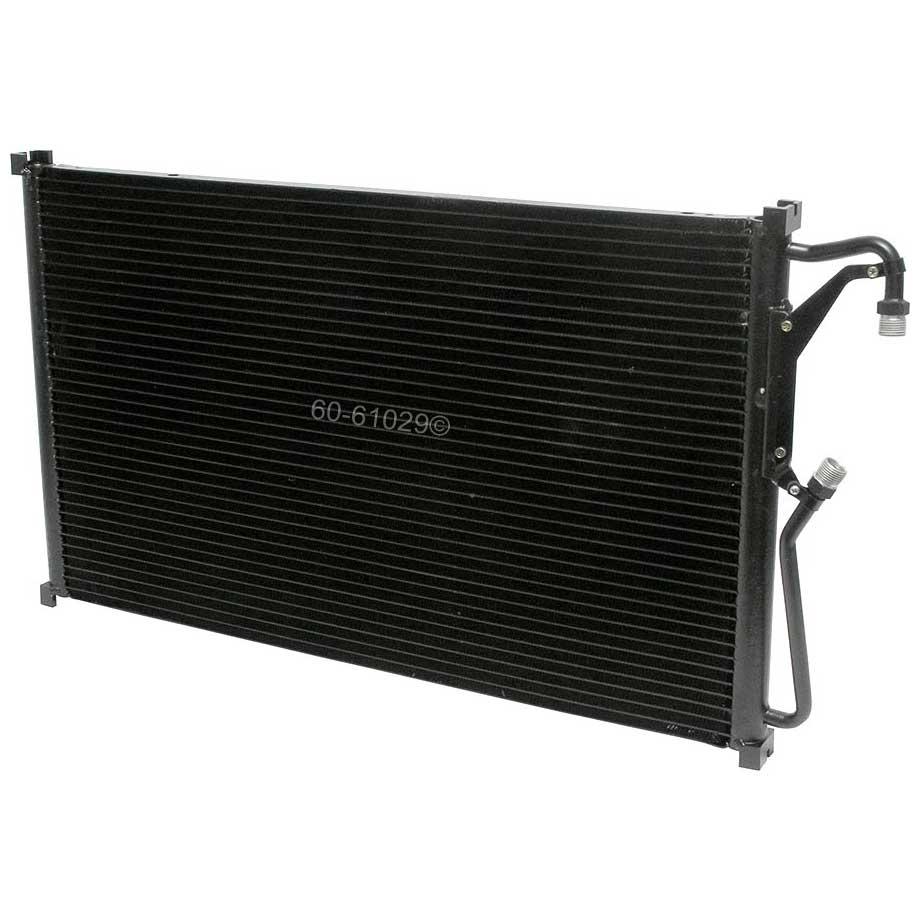 Oldsmobile Silhouette A/C Condenser