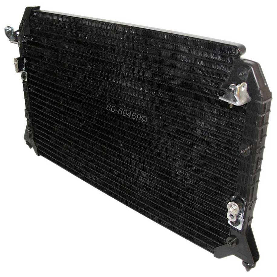 Toyota Camry A/C Condenser