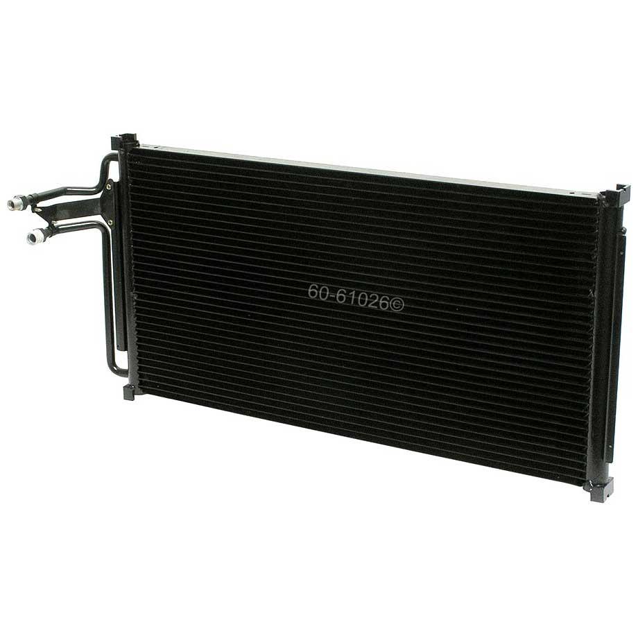 GMC S15 Jimmy A/C Condenser