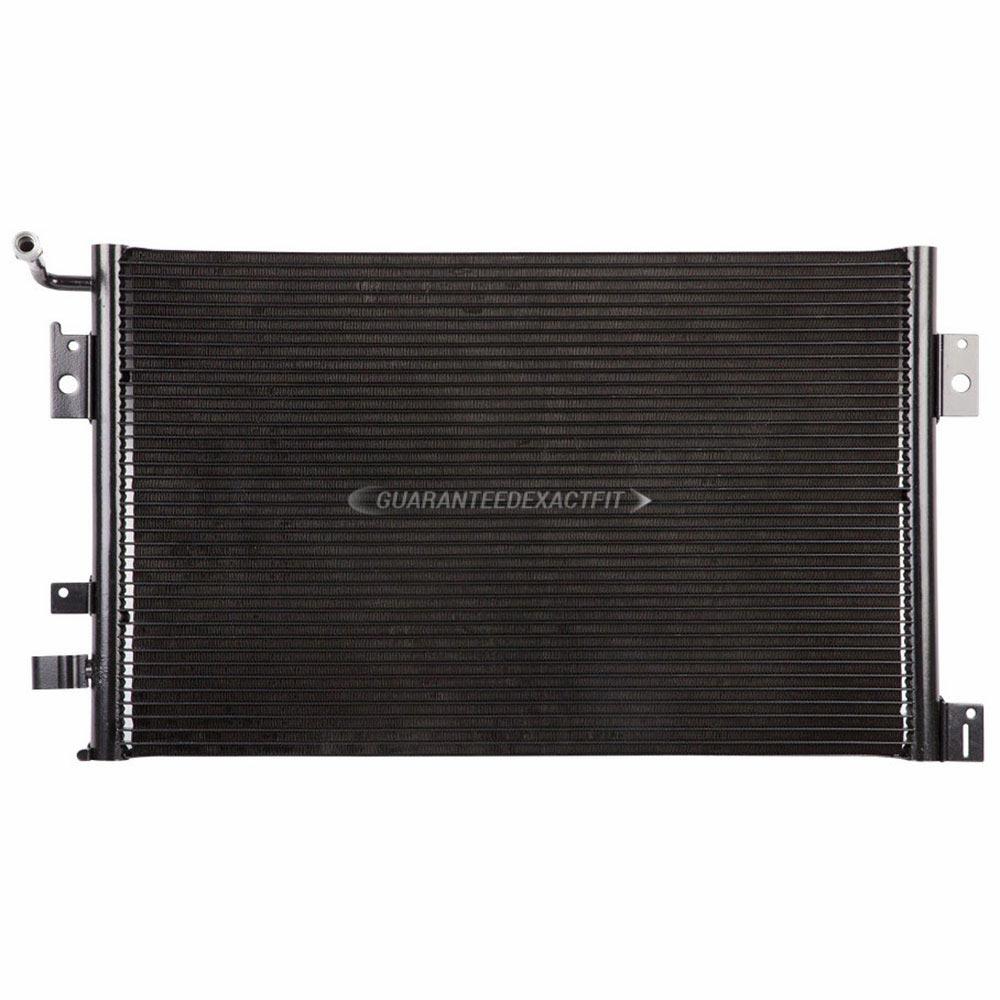 Chevrolet Camaro A/C Condenser
