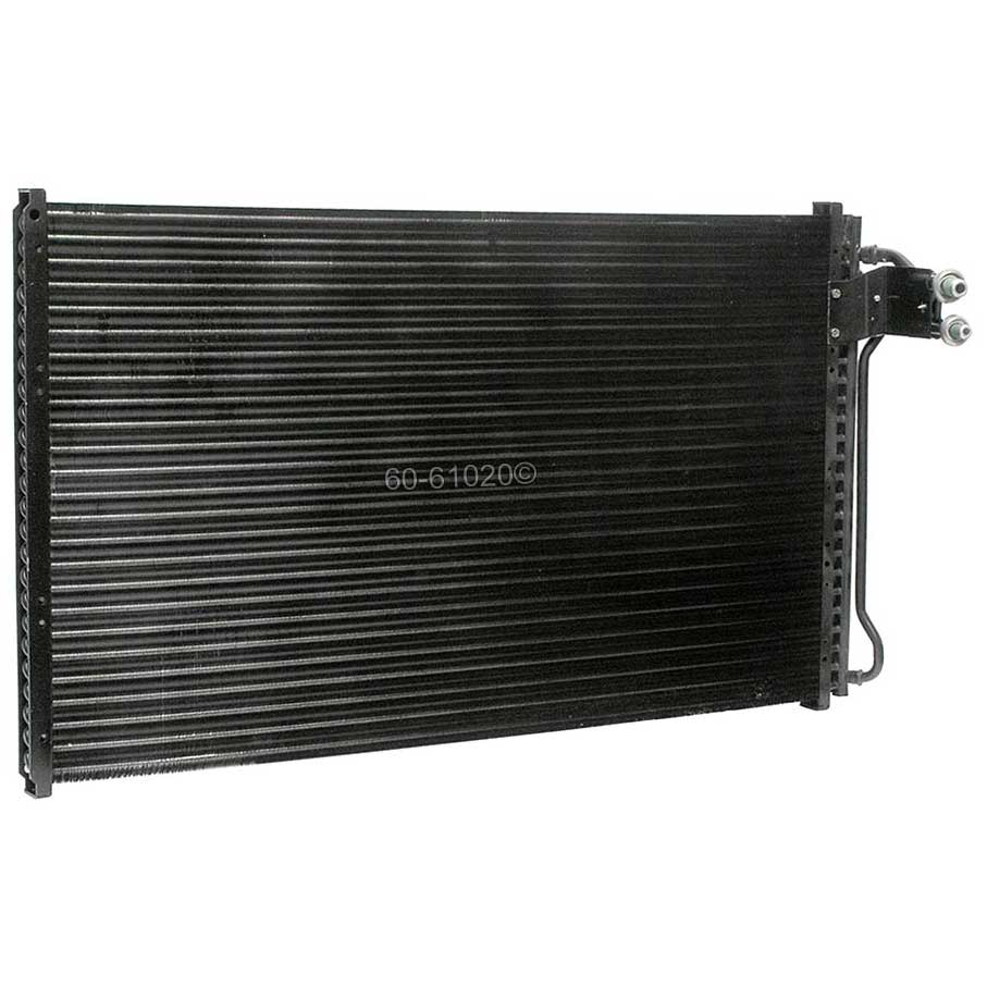 Ford Mustang II A/C Condenser