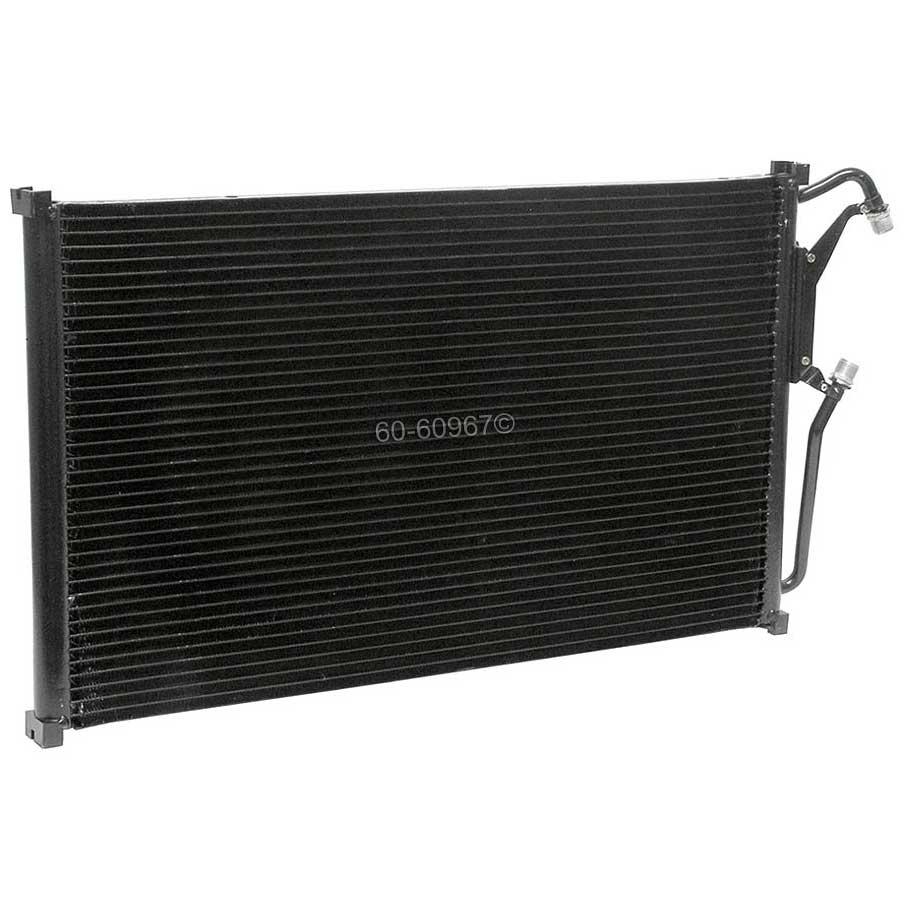 Oldsmobile Silhouette                     A/C CondenserA/C Condenser
