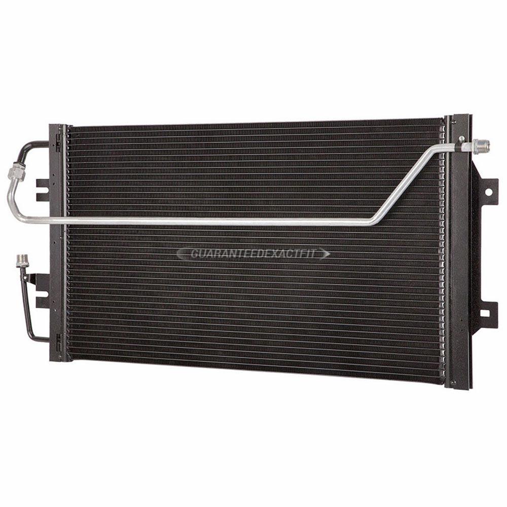 GMC Safari                         A/C CondenserA/C Condenser